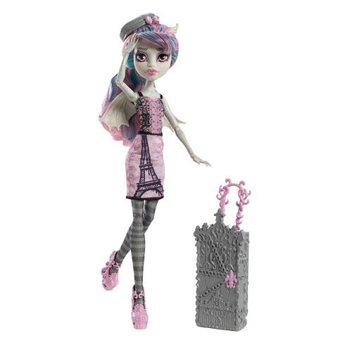 Monster High Rochelle Goyle Scaris Deluxe Travel Doll
