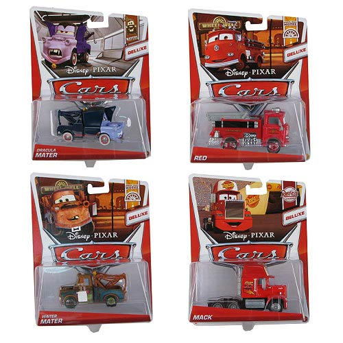 Cars Oversized Vehicles Wave 2 Case
