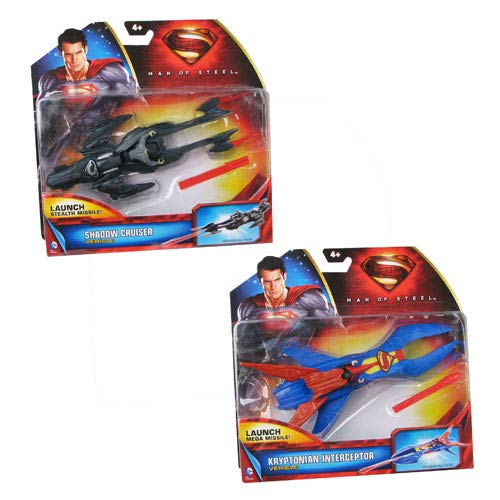 Superman Man of Steel Vehicle Case