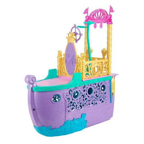 Disney The Little Mermaid Princess Ariel's Royal Ship Boat