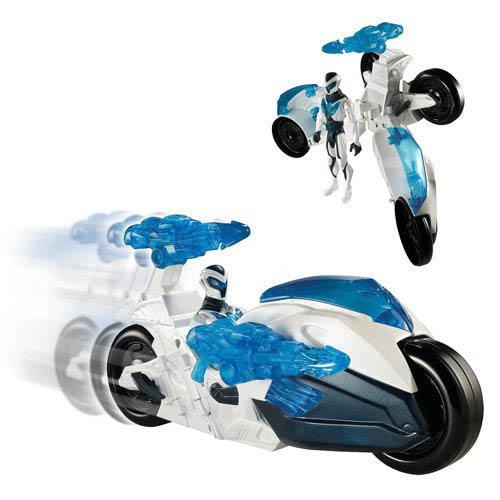 Max Steel Moto Flight Vehicle with Action Figure Set