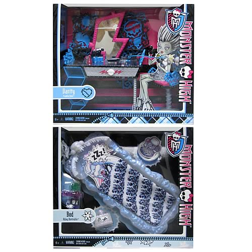 Monster High Accessory Assortment Case