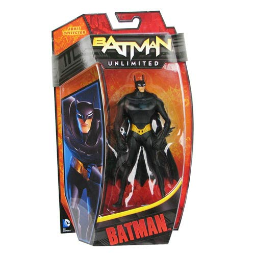 Batman Unlimited Beware the Batman Action Figure
