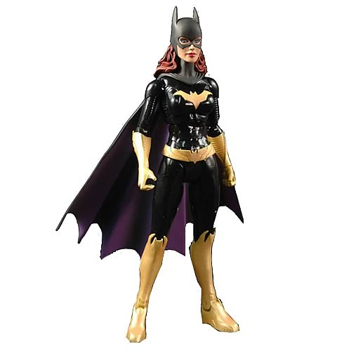 Batman Unlimited Batgirl New 52 Action Figure