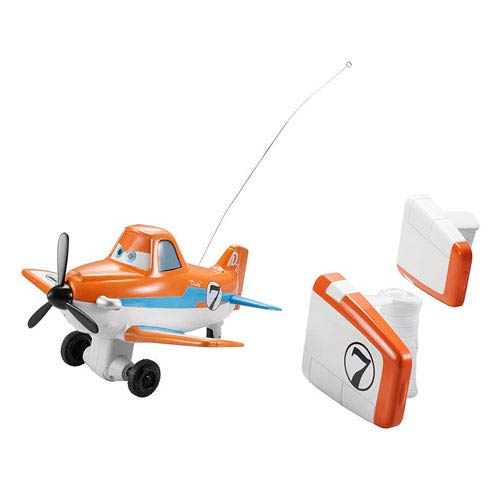 Disney Planes Pilot Pals Dusty Crophopper RC Plane