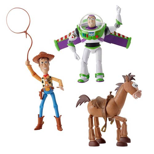 Toy Story Deluxe Feature 6-Inch Action Figure Case