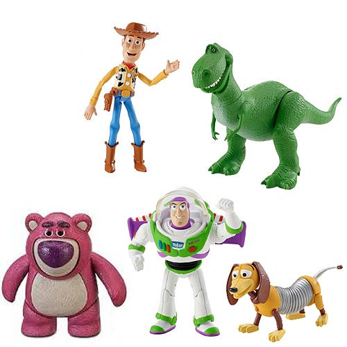 Toy Story Basic 4-Inch Wave 2 Action Figure Case