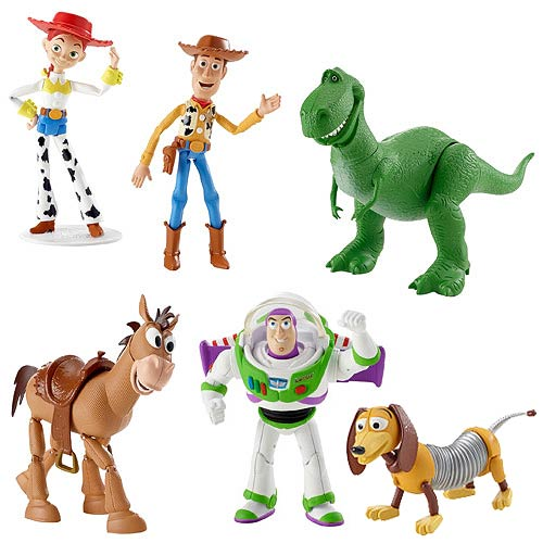 Toy Story Basic 4-Inch Wave 3 Action Figure Case