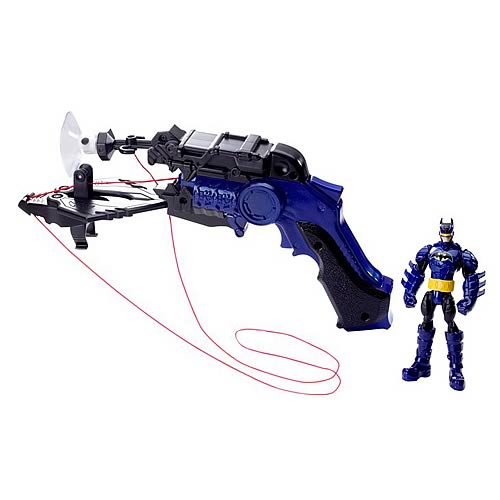 Batman Zip Line Launcher with Batman Action Figure