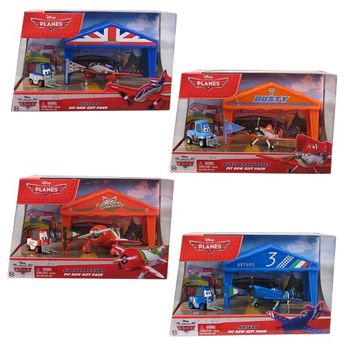 Disney Planes Racer Gift Set Case