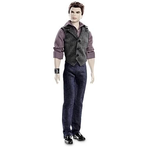 Twilight Breaking Dawn Part 2 Emmett Doll