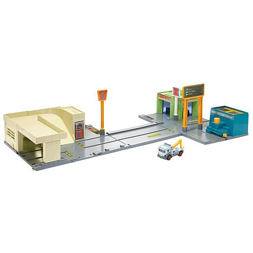 Matchbox Adventure Links Garage Playset
