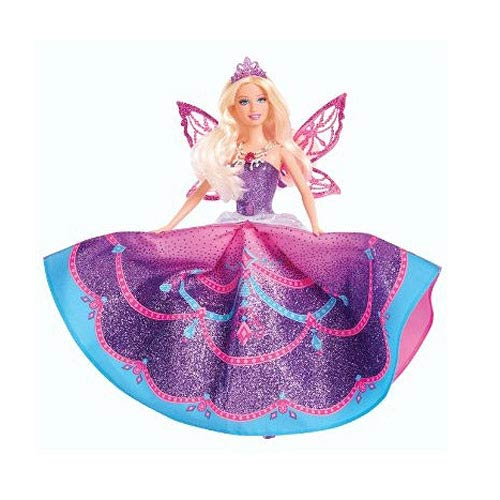 Barbie Mariposa and the Fairy Princess Cantania Doll