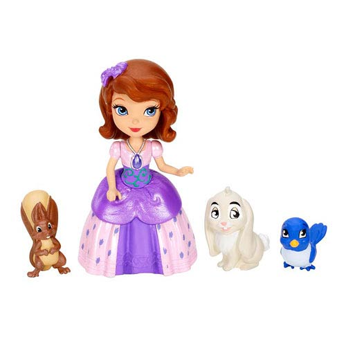 Sofia the First Sofia and Animal Friends Doll Set