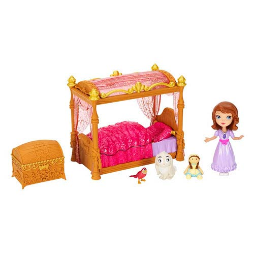 Sofia the First Sofia and Royal Bed Playset
