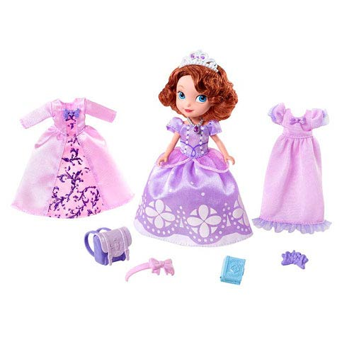 Sofia the First Doll and Royal Fashion Set