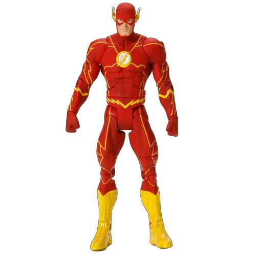 DC Unlimited Flash New 52 Action Figure