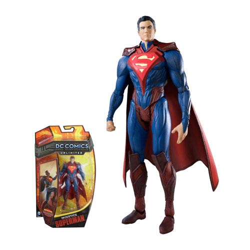 DC Unlimited Injustice Superman Action Figure