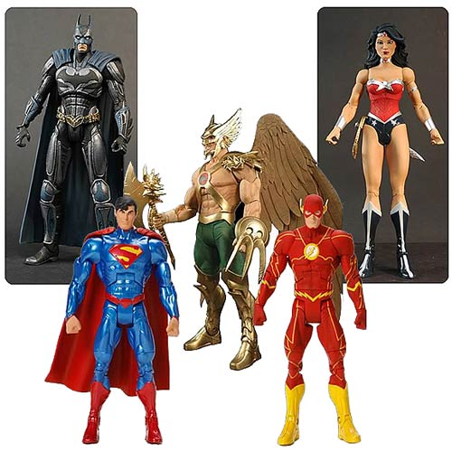 DC Unlimited Wave 2 Action Figure Case
