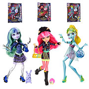 Monster High Doll 13 Wishes Wave 1 Case