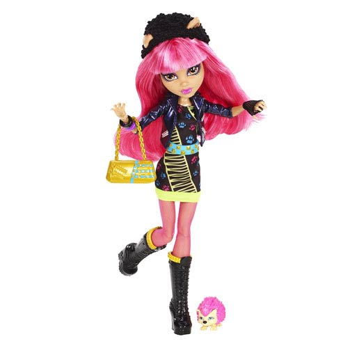 Monster High Doll 13 Wishes Howleen Wolf Doll