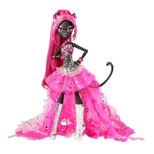 Monster High Friday the 13th Catty Noir Doll