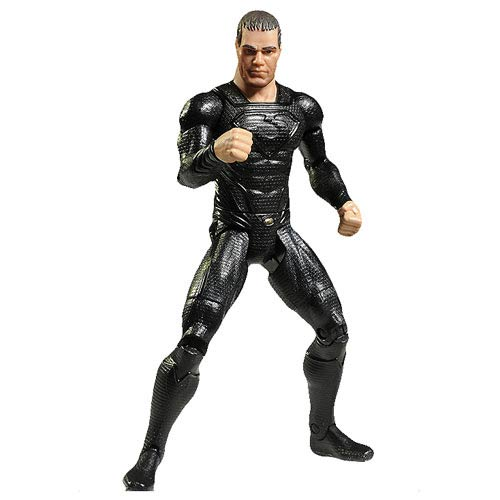 Superman Man of Steel Movie Masters Zod Version 2 Figure
