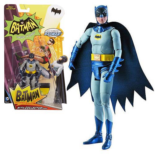 Batman Classics 1966 TV Series Batman Action Figure