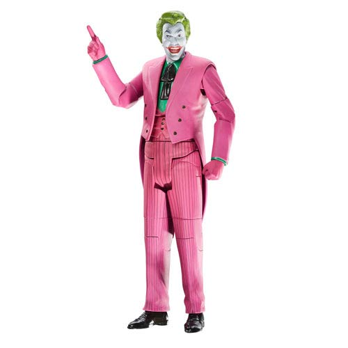 Batman Classics 1966 TV Series The Joker Action Figure