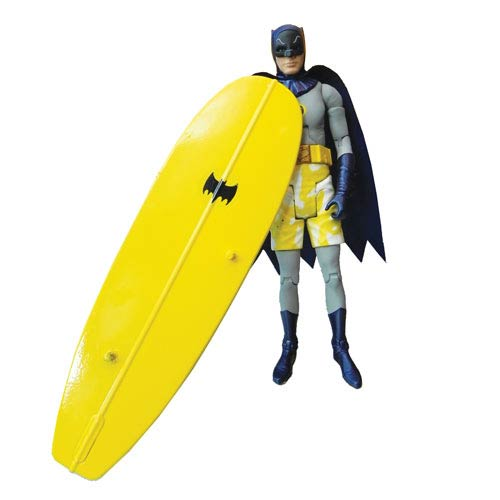 Batman Classics 1966 TV Series Surfing Batman Action Figure