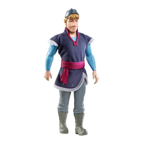 Disney Frozen Sparkle Kristoff Fashion Doll