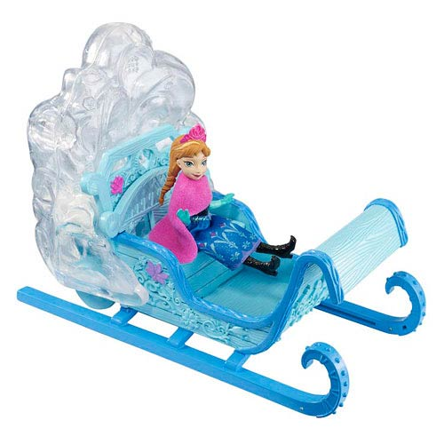 Frozen Disney Princess Snow Sleigh Vehicle