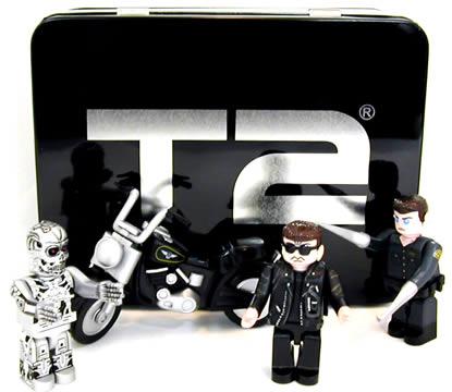 T2 Cube Figure Deluxe Set