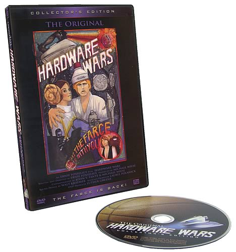 Hardware Wars Special Edition DVD
