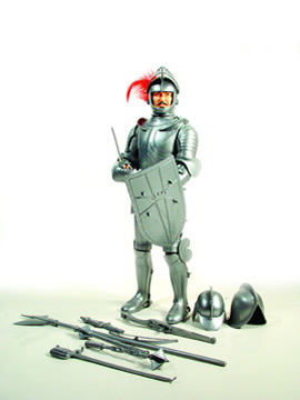 Sir Stuart, The Silver Knight
