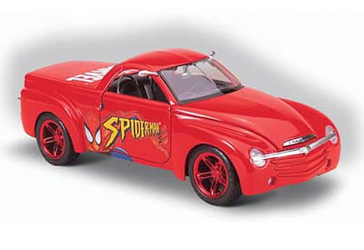Spider-man 1:25 Chevy SSR