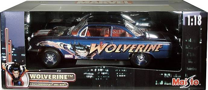 Wolverine Bel Air 1:18 Scale