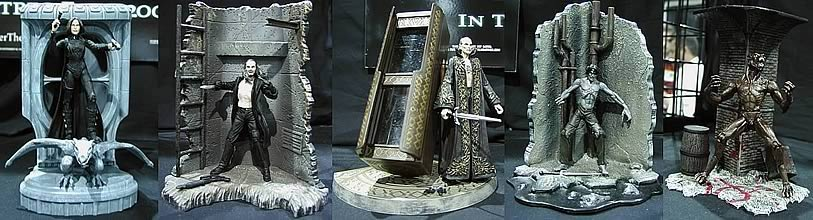 Underworld Action Figure Case