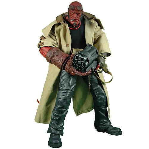Hellboy II The Golden Army Hellboy 18-Inch Action Figure
