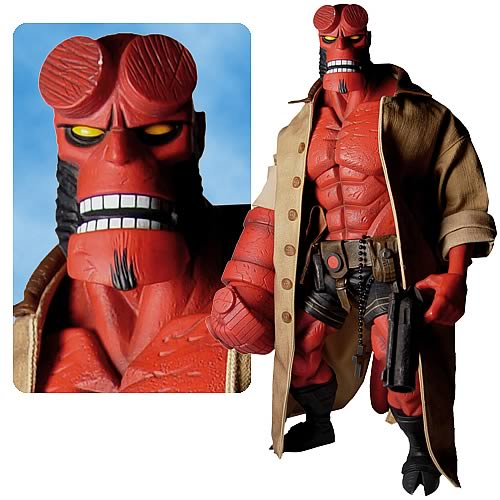 Hellboy Comic 18-inch Action Figure