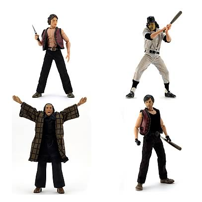 The Warriors 9-Inch Roto Figures Wave 1 Rev. 1