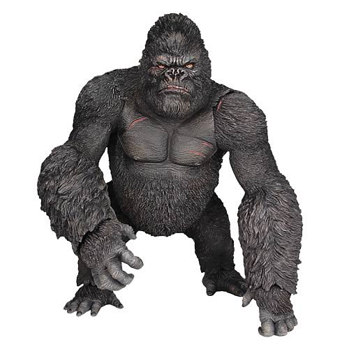 King Kong 15-Inch Deluxe Action Figure