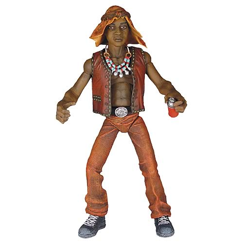 The Warriors Cleon Action Figure
