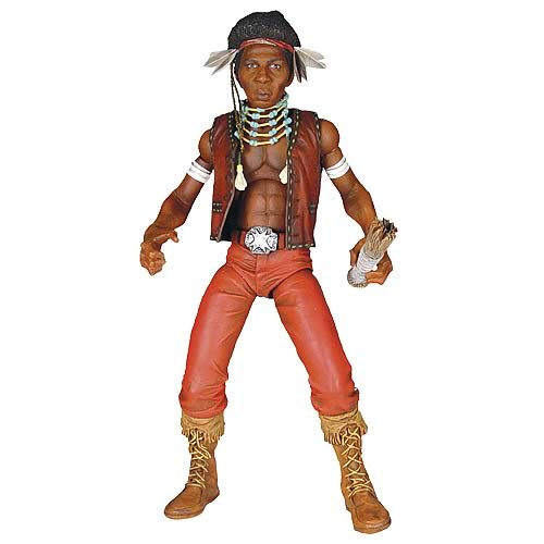 The Warriors Cochise Action Figure
