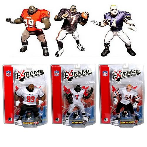 Extreme Athletes NFL Case