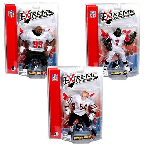 Extreme Athletes NFL Away Set