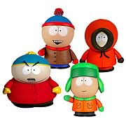 South Park Boys 2-Inch Action Figure Box Set