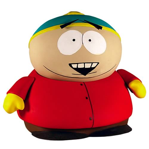 South Park Deluxe Talking Cartman Action Figure