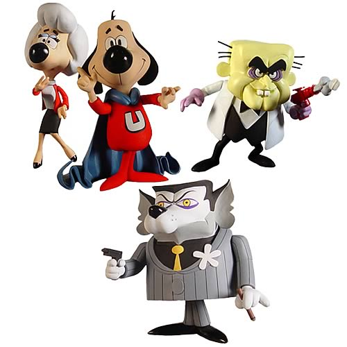 Underdog Action Figure Case