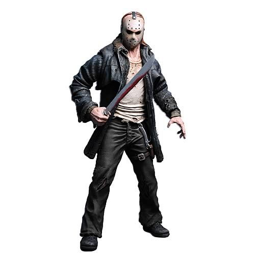 Cinema of Fear Friday The 13th Remake Action Figure